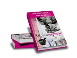 Livro - Nutrição Clínica Funcional: Suplementação Nutricional - Volume 1
