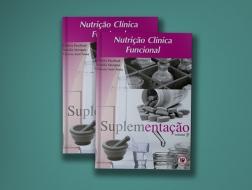 Livro - Nutrição Clínica Funcional: Suplementação Nutricional - Volumes 1 e 2