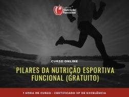 Pilares da Nutrição Esportiva Funcional