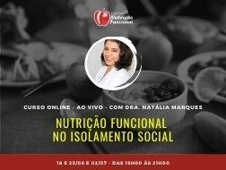 Nutrição Funcional no Isolamento Social