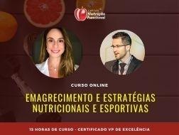 Emagrecimento e Estratégias Nutricionais e Esportivas