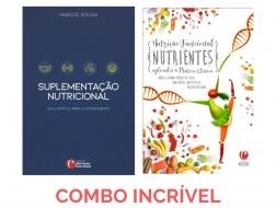 Combo Nutrientes e Suplementação Nutricional