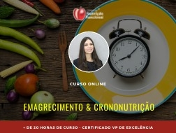 Curso de Emagrecimento & Crononutrição