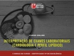 Interpretação de Exames Laboratoriais (Cardiologia e Perfil Lipídico)